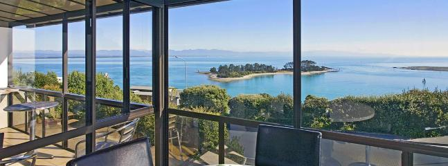 Island Vista - Nelson Waterfront Holiday Home with Sea Views! - Nelson vacation rentals