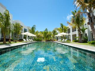 4* duplex house 50 meters from beach - Grand Baie vacation rentals