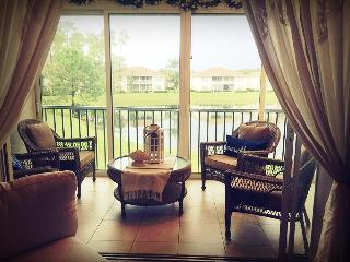 Beautifully Furnished LAKEFRONT 3 BR Condo - Naples vacation rentals