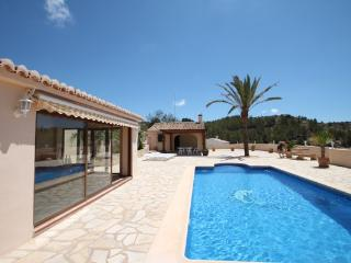 Santa Ana - pretty holiday property with garden and private pool in Benissa - Benissa vacation rentals