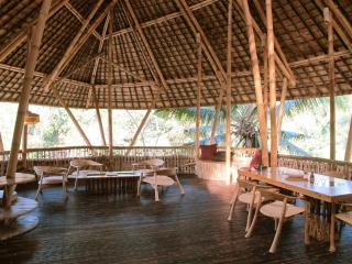 Spectacular Bamboo House on Ayung River - Abiansemal vacation rentals