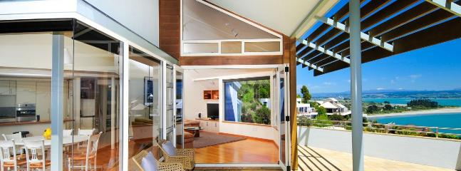 Beach Views Nelson Holiday Home - Exceptional Sea Views! - Moana vacation rentals