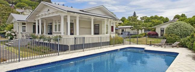 Poolside Villa - Nelson Central City Villa with Pool & Spa Pool! - Nelson vacation rentals
