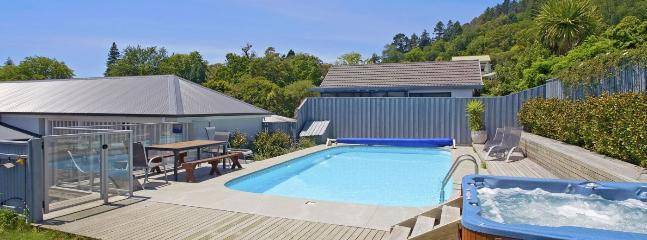 Rutherford Villa Holiday Home Nelson - Pool, Spa Pool, Character! - Nelson vacation rentals