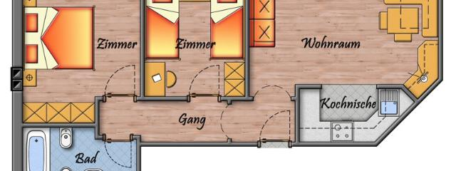 Cozy 2 bedroom Apartment in Naz-Sciaves with Internet Access - Naz-Sciaves vacation rentals