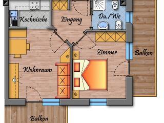 Gasserhof Aicha - #3: Jonagold - Naz-Sciaves vacation rentals