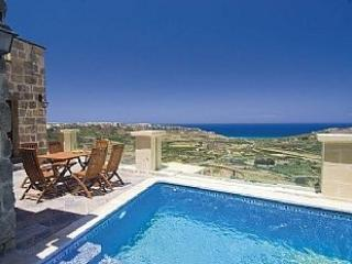 Villa With Private Pool And Panoramic Ramla Bay - Nadur vacation rentals