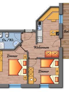 Gasserhof Aicha - #2: Golden Delicious - Naz-Sciaves vacation rentals