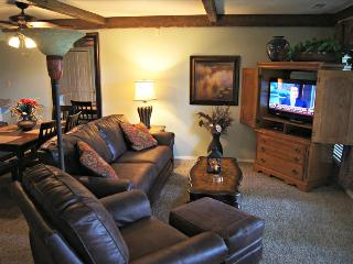 "Walk In Condo Near ""The Strip""-Bubble Tub -Nice View-Sleeps 9- A6 - Branson vacation rentals"