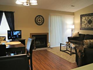 Pretty and Peaceful ,Fireplace, Indoor Pool, Hot Tub, Amazing Amenities ( 9-8 ) - Branson vacation rentals