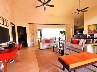 A piece of Italy in the middle of D.R. Enjoy this beautifully Italian designed villa. TV and Safe in all bedrooms, BBQ area, Pool with bar stools.(847) - Cabarete vacation rentals