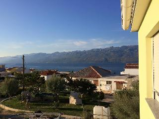 Sea View apartment Marella (b) - Razanac vacation rentals