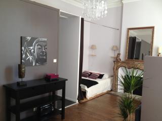 T1 calme et lumineux en plein coeur de Bordeaux - Bordeaux vacation rentals