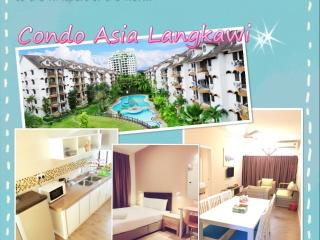 3 bedroom Apartment with A/C in Kuah - Kuah vacation rentals