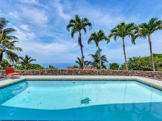 Ocean Views From Almost Every Room & Solar Heated Salt Water Pool Pu'uwai - Kailua-Kona vacation rentals