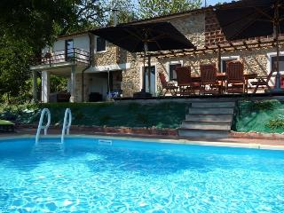 Tuscan mountain house with private pool - Borgo a Mozzano vacation rentals