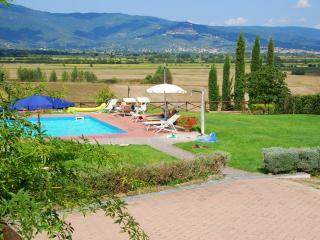 Villa Sofia Tuscan Rental in Cortona - Cortona vacation rentals