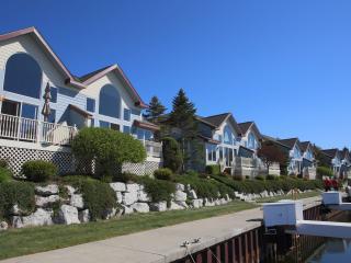 Unsalted Shores Condominium at Harbor Village - Manistee vacation rentals