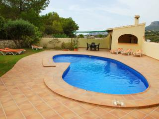 Villa Jasmines, situated in a quiet area of Calpe - Calpe vacation rentals