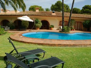 Villa Los Pinos, Calpe, Costa Blanca, Spain - Calpe vacation rentals