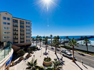 Fabulous Beach Condo BEST PRICE FOR OCEAN FRONT!! - Oceanside vacation rentals