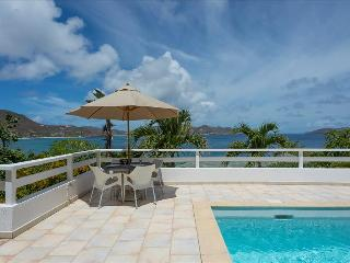 Papillon Blanc at Pointe Milou, St. Barth - Ocean View, Amazing Sunset Views, Close To Beach and Res - Marigot vacation rentals