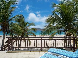 Rayon De Soleil at Flamands, St. Barth - Cottage On The Beach, Ocean Views - Flamands vacation rentals