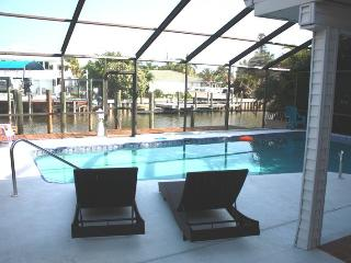 "GIGA-HOMES ""ALBATROSS at the Beach"" Waterfront NEW - Fort Myers Beach vacation rentals"