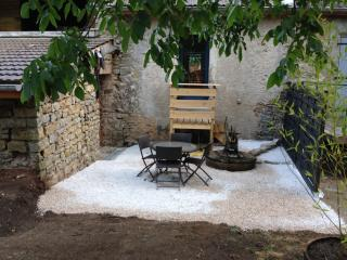 Nice House with Internet Access and Hot Tub - Saint-Sernin-du-Plain vacation rentals