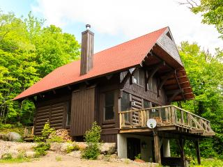 Perfect Chalet with Deck and Internet Access - Lac-Superieur vacation rentals