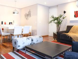 Colorful & Spacious 3 Bedroom Apartment in Brooklin - Sao Paulo vacation rentals