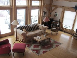 Hilltop Post & Beam House, 23 Acres, Views - Nassau vacation rentals