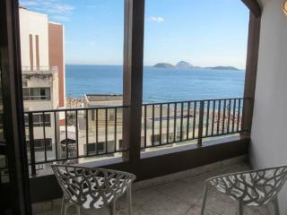 Fantastic Ocean View Ipanema! 3 Bedrooms 2 bathrooms apt. - Ipanema vacation rentals