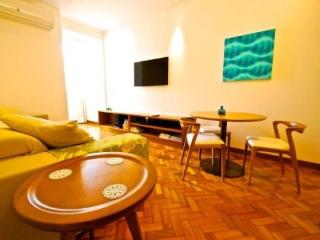 Fantastic 2 bedrooms apt in Leblon, close from the best restaurants, bars and beach of Rio de Janeiro - Rio de Janeiro vacation rentals