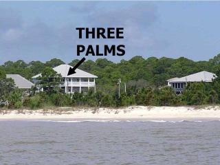 BEST BEACHFRONT  INDIAN PASS-Pool-SLEEPS 14- PETS - Port Saint Joe vacation rentals