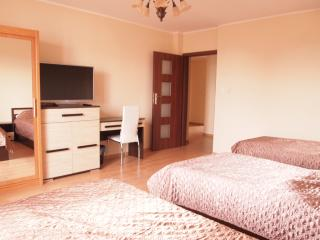 2 bedroom Apartment with Internet Access in Szczecin - Szczecin vacation rentals