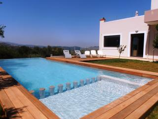 Villa lofos (330sqm),  full view, big private pool - Chania vacation rentals