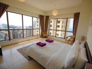 High Rise 2 Bed Apartment in JBR - Emirate of Dubai vacation rentals