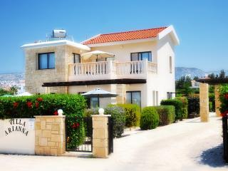 Airianna Coral Bay Villa - Paphos vacation rentals