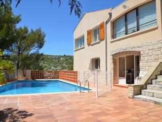 La Maison du Vallon. 4 pers, piscine, jardin, vue. - Cassis vacation rentals