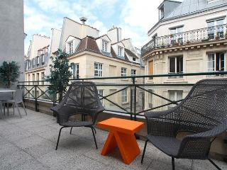 Terrasse Marais - Paris vacation rentals