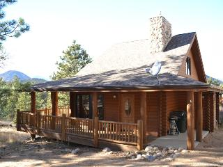 Romantic 1 bedroom Cabin in Estes Park - Estes Park vacation rentals