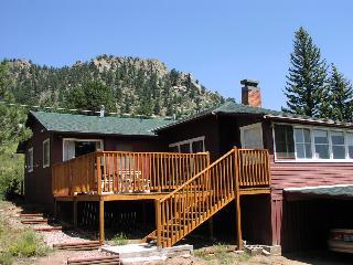 Sunny 2 bedroom Cabin in Estes Park - Estes Park vacation rentals