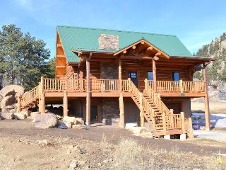 3 bedroom Cabin with Deck in Estes Park - Estes Park vacation rentals
