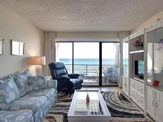Charming dog-friendly Gulf-front condo w/pool, beach access - Panama City Beach vacation rentals