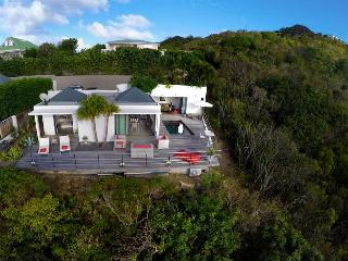 Agave at Camaruche, St. Barth - Private and Calm, Ocean View, Modern and Contemporary Style - Camaruche vacation rentals