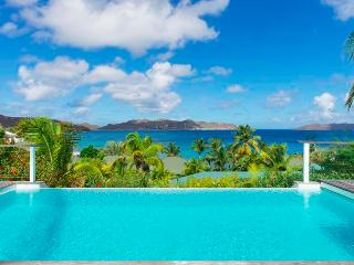 Alize D'Eden at Pointe Milou, St. Barth - Ocean View, Amazing Sunset Views, Very Private - Pointe Milou vacation rentals
