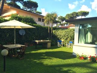 Cozy apt with garden 5 minutes walk to the beach - Lido Di Camaiore vacation rentals