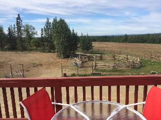 Sunderland Ranch Guest Barn - Palmer vacation rentals