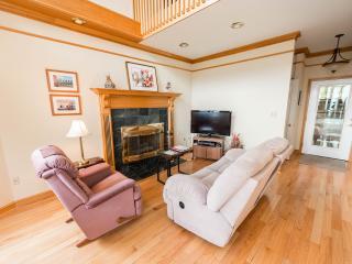 Stunning Mountain Views, 3 Decks, TV, Free Wi-fi - Asheville vacation rentals